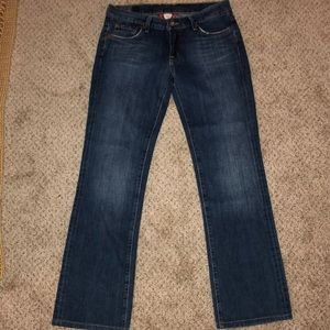 Lucky Brand Sundown Straight Jeans size 4